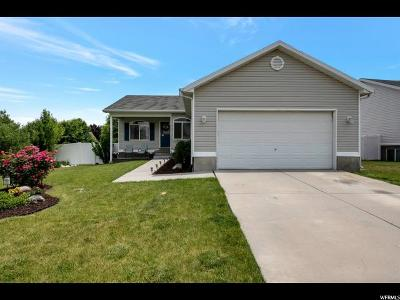 Herriman Single Family Home For Sale: 13651 S Cloud Ln W