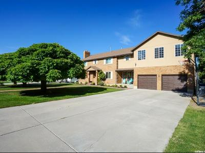 Highland Single Family Home For Sale: 10489 N Edinburgh Dr W