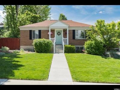 Provo Single Family Home Under Contract: 1266 E 400 S