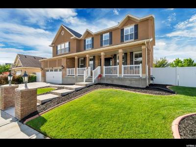 Riverton Single Family Home For Sale: 5183 W Crimson Patch Way S