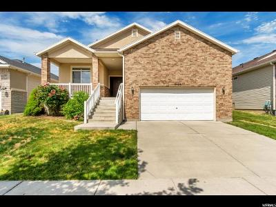 West Jordan Single Family Home For Sale: 8454 S 6465 W