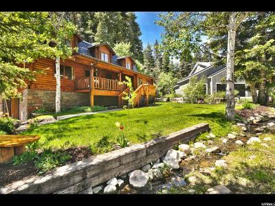 Park City Single Family Home For Sale: 525 Aspen Dr