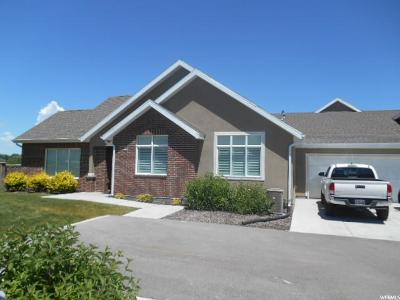 Lehi Townhouse For Sale: 1238 S 50 E #3