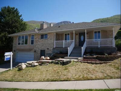 Farmington Single Family Home Under Contract: 581 S Lakeview Way