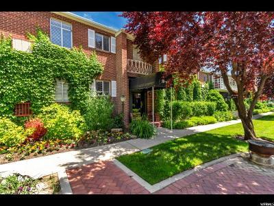 Salt Lake City Condo For Sale: 450 E 100 S #38