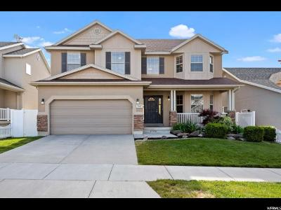West Jordan Single Family Home Under Contract: 7517 S 6670 W