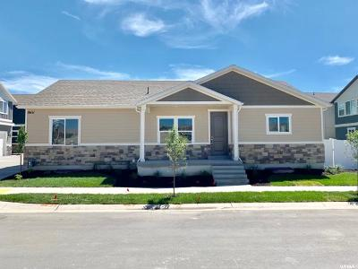 Eagle Mountain Single Family Home For Sale: 8641 N Cottonwood Alley E #B10