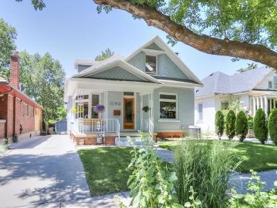 Salt Lake City Single Family Home For Sale: 1192 S McClelland St