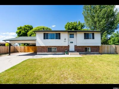 Provo Single Family Home For Sale: 852 N 2400 W