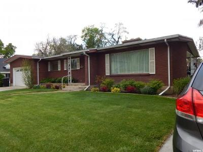 Provo Single Family Home For Sale: 35 N 900 St E