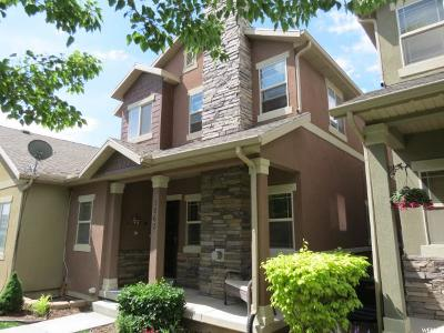 Eagle Mountain Single Family Home For Sale: 3867 E Cunninghill Dr