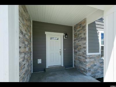 Spanish Fork Single Family Home For Sale: 731 N Slant Rd