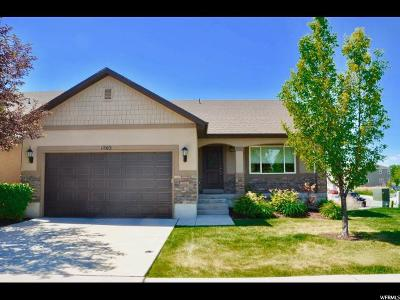 Provo, Orem Single Family Home For Sale: 1863 W 645 S