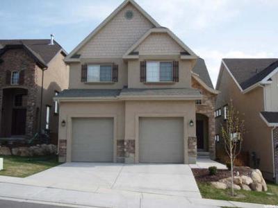 Lehi Single Family Home For Sale: 2789 Fox Hunters Loop