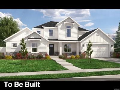 Elk Ridge Single Family Home For Sale: 256 W Whitney Way #109