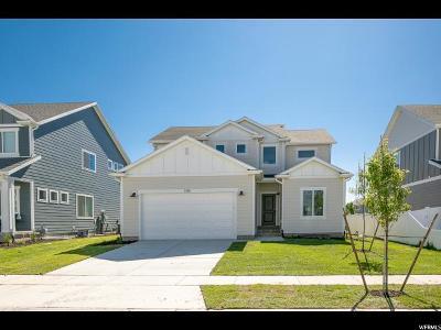 Eagle Mountain Single Family Home For Sale: 7810 N Willow Oak Way E #401