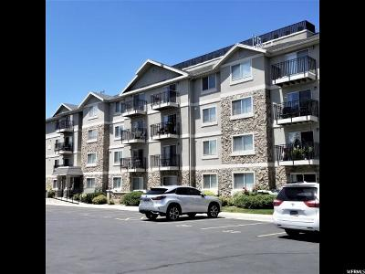 Cottonwood Heights Condo Under Contract: 1245 E Privet Dr S #3-108