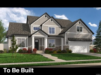 Elk Ridge Single Family Home For Sale: 123 W Whitney Way #119