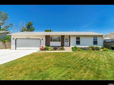 Salt Lake City Single Family Home For Sale: 3842 W Brandy Buck S