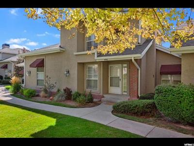 Midvale Townhouse For Sale: 6951 S 855 E