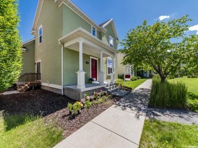 South Jordan Single Family Home For Sale: 4328 W Pentenwell Ln