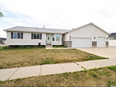 Salt Lake City Single Family Home For Sale: 5313 W Ridge Hollow Way S