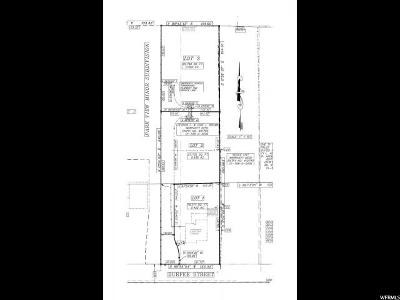 Tooele County Residential Lots & Land For Sale: S W