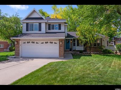 Sandy Single Family Home For Sale: 839 E 8230 S