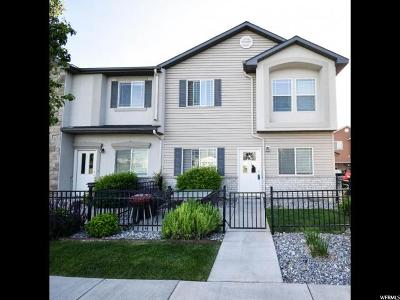 Logan Townhouse Under Contract: 1548 N 540 W #106