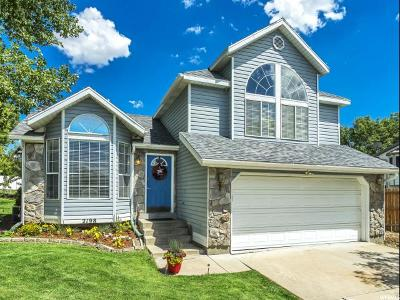 Lehi Single Family Home For Sale: 2198 N 640 W