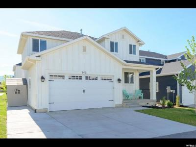 Eagle Mountain Single Family Home For Sale: 7491 Hutch Ln