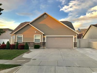 Ogden Single Family Home Under Contract: 126 N Century Dr