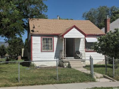 Salt Lake City Single Family Home For Sale: 247 S 1100 W