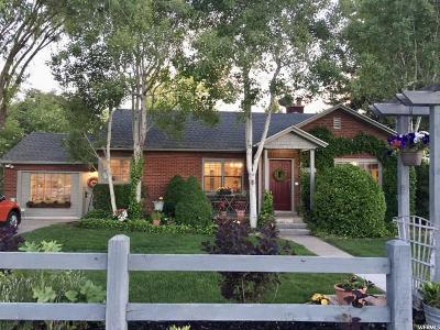 Orem Single Family Home For Sale: 485 W 800 S