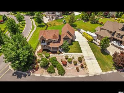 Saratoga Springs Single Family Home For Sale: 1509 S Cottonwood Ln