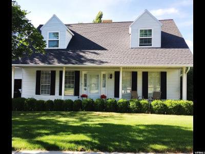 Sandy Single Family Home For Sale: 1087 E Grambling Way S