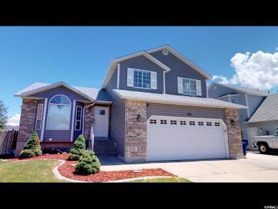 Salt Lake City Single Family Home For Sale: 6101 S Marvelle Ct
