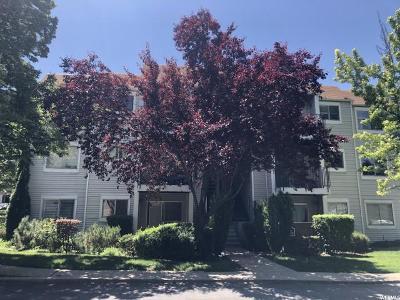 Salt Lake City Condo Under Contract: 1030 E Quail Vista Ct S #H
