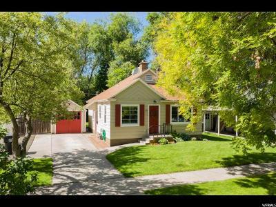 Springville Single Family Home For Sale: 159 W 100 S