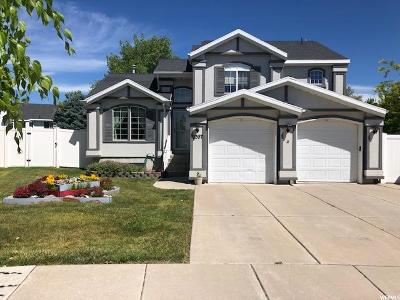 Clearfield Single Family Home For Sale: 2397 S 225 E