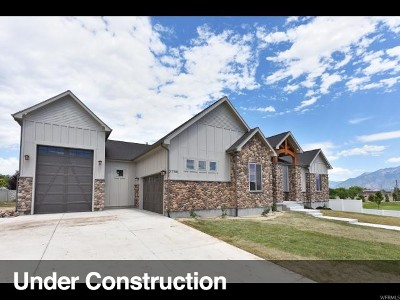 South Jordan Single Family Home For Sale: 2766 W Jacks Legacy Dr. S
