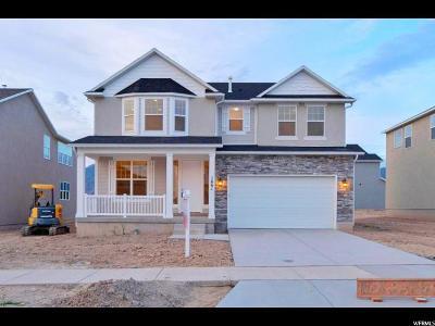 Spanish Fork Single Family Home For Sale: 1661 E Aspen Grove Dr #218