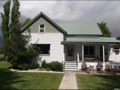 Single Family Home For Sale: 389 S Main St