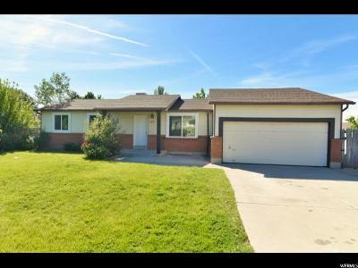 South Jordan Single Family Home For Sale: 10079 S Bagpiper Cir W