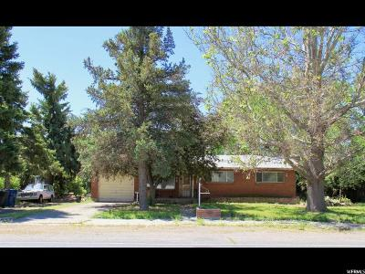 Spanish Fork Single Family Home Under Contract: 425 W 100 S