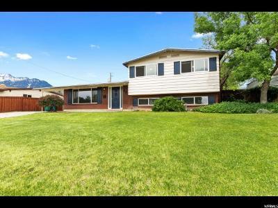 Orem Single Family Home For Sale: 177 S 200 E