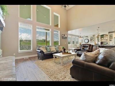 Saratoga Springs Single Family Home For Sale: 2003 S Centennial Blvd W