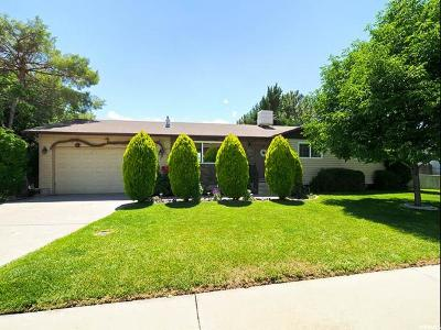 Orem Single Family Home For Sale: 306 S 1160 W