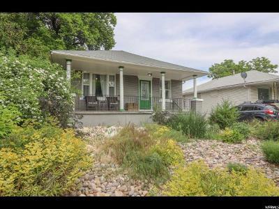 Salt Lake City Single Family Home For Sale: 2317 S Green St
