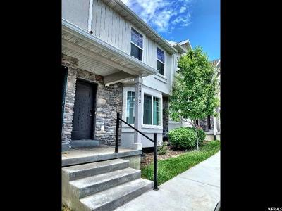 Provo Townhouse For Sale: 2070 W 1100 N
